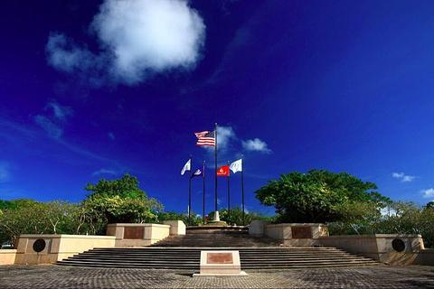 和平纪念公园旅游景点攻略图