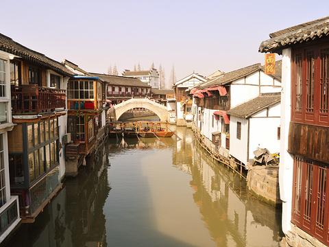 朱家角古镇景区旅游景点图片