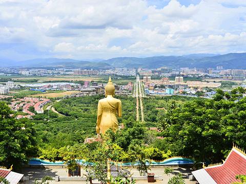 西双版纳勐泐文化旅游区旅游景点图片