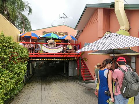 库兰达雨林小镇旅游景点攻略图