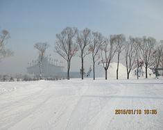 盛京的冰天雪地,一起去抚顺热高滑雪吧!