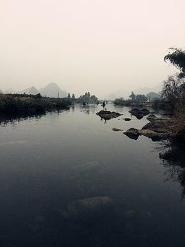 遇龙河旅游景点攻略图