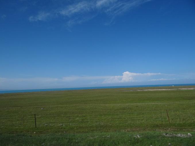 可鲁克湖-茶卡盐湖-青海湖黑马河图片