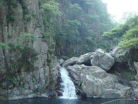 大明山旅游景点攻略图