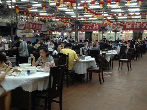蔡塘大排档旅游景点图片