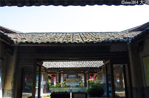 中川古村落旅游景点攻略图