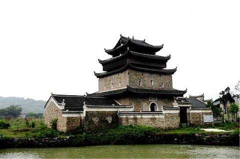上甘棠村旅游景点攻略图