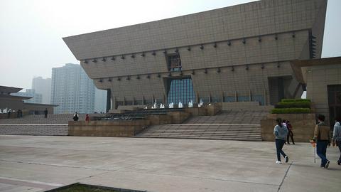 山西博物院旅游景点攻略图
