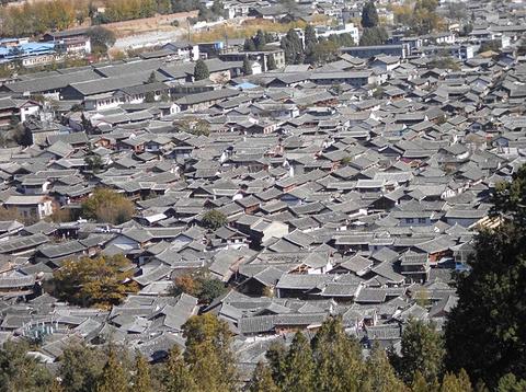 白马龙潭寺旅游景点攻略图