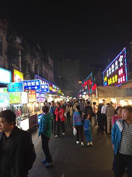 中山路小吃街旅游景点攻略图