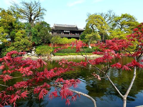 南湖景区旅游景点图片