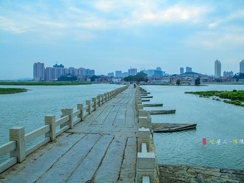 洛阳桥旅游景点图片
