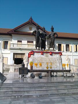 三王纪念碑旅游景点攻略图
