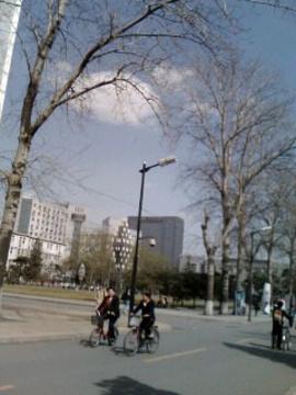中国人民大学旅游景点攻略图