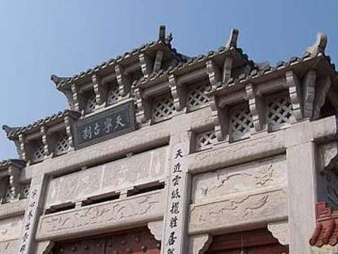 天宁古寺旅游景点图片