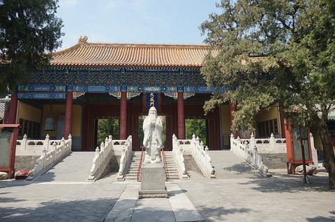 孔庙的图片