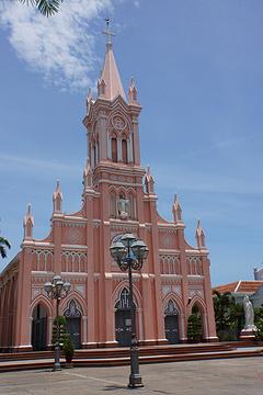 岘港大教堂旅游景点攻略图