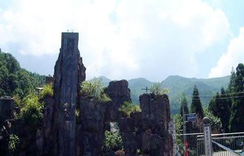 大围山国家森林公园旅游景点攻略图