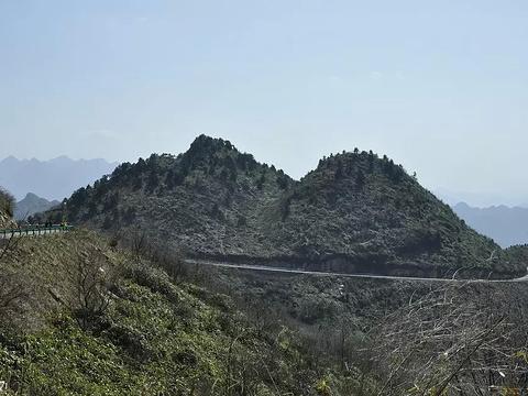 八台山风景名胜区旅游景点图片