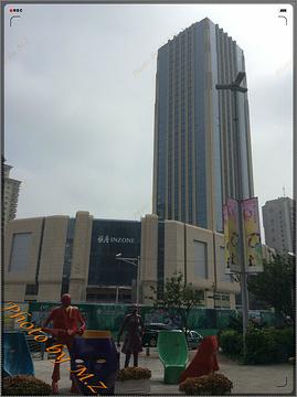 香港中路商业街旅游景点攻略图
