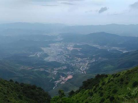 大觉山旅游景点图片