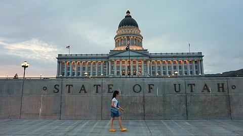 盐湖城旅游图片