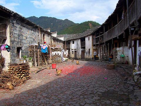 龙南客家围屋旅游景点图片