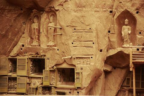 炳灵寺石窟旅游景点攻略图