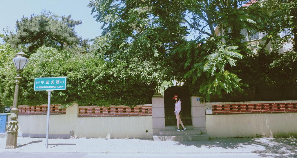 红瓦绿树,漫步青岛