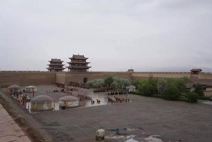 嘉峪关-----张掖丹霞图片