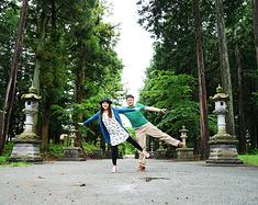 妮娜桑的日本之旅