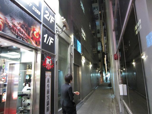 """""""...大量价格实惠的家庭旅馆和餐厅也聚集在这里附近,集购物休闲餐饮娱乐于一体,不愧为香港的灵魂道路了_弥敦道""""的评论图片"""