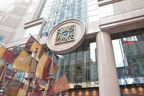 香港时代广场旅游景点攻略图