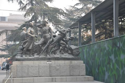 中国人民革命军事博物馆旅游景点攻略图