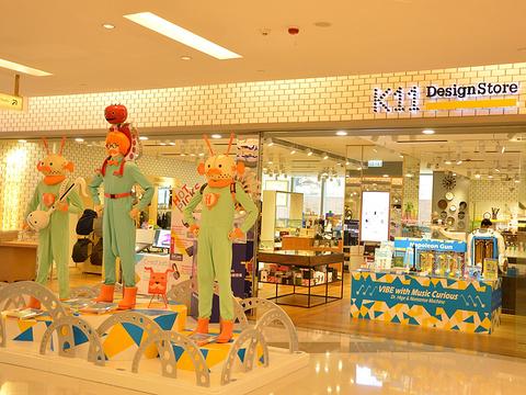 K11购物艺术馆(河内道店)旅游景点图片