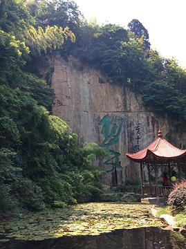 滴翠潭旅游景点攻略图
