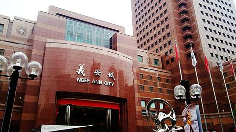 义安城旅游景点攻略图