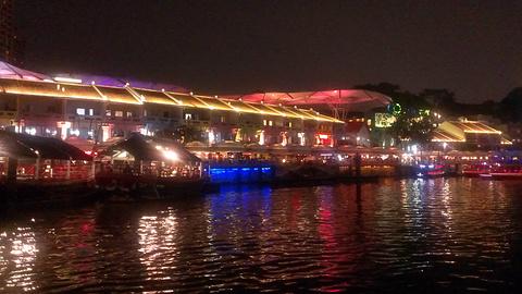 克拉码头旅游景点攻略图