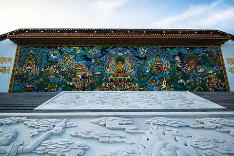 福因寺(北寺)旅游区旅游景点攻略图
