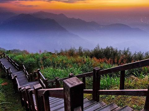 阿里山旅游景点图片