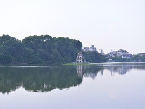 还剑湖旅游景点图片