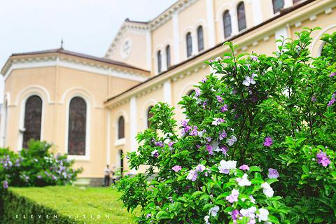 大叻天主教堂旅游景点攻略图