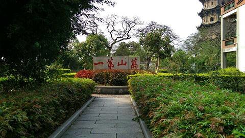 大开元寺旅游景点攻略图