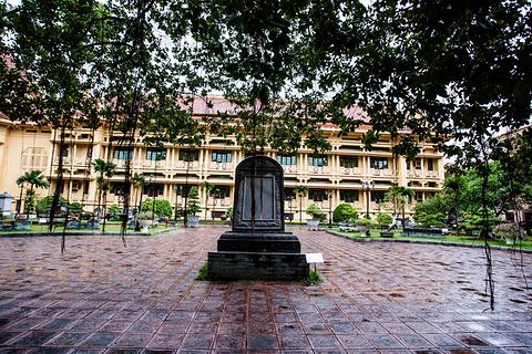 越南国家历史博物馆旅游景点攻略图