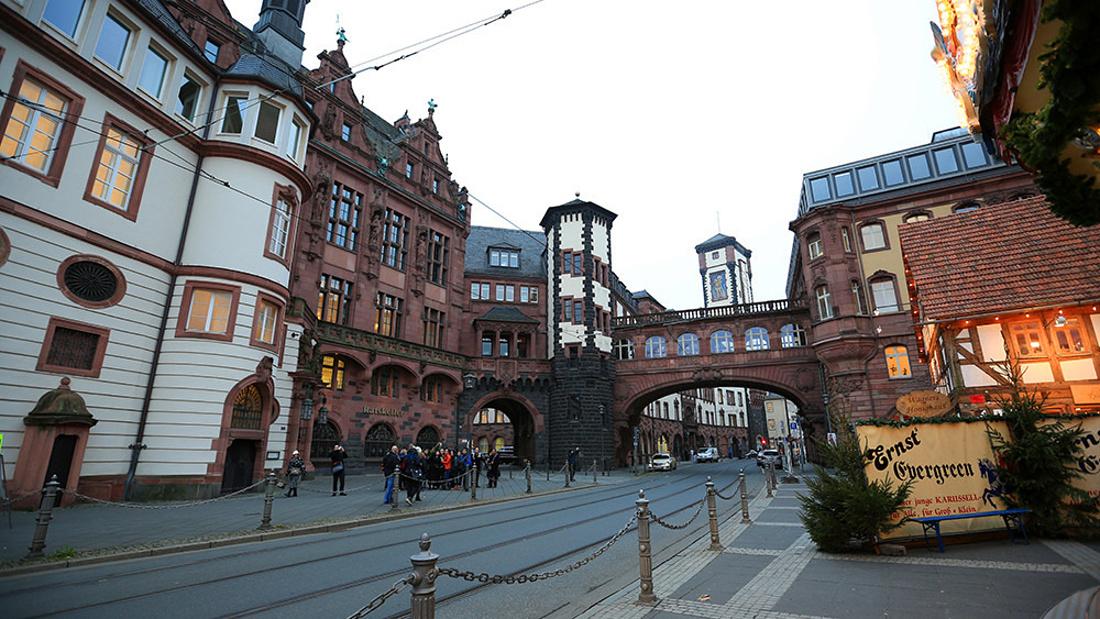 圣诞季,童话般的德国