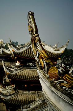 黄龙溪旅游景点攻略图