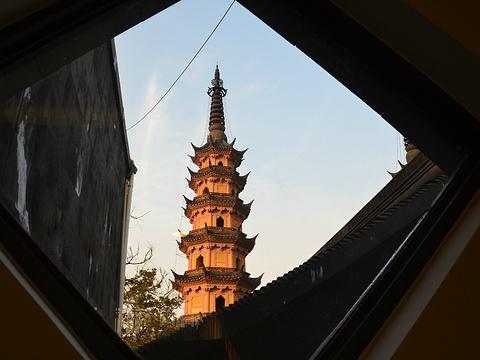 吴作人艺术馆旅游景点图片