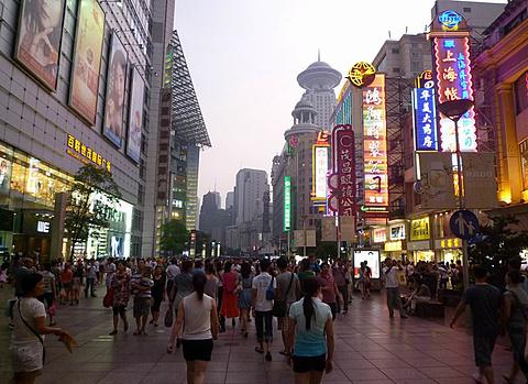 南京路旅游景点攻略图
