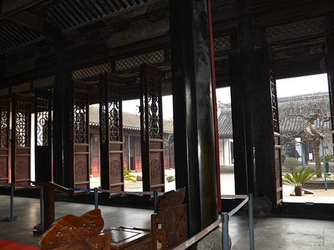 忠王府军事会议厅旅游景点图片