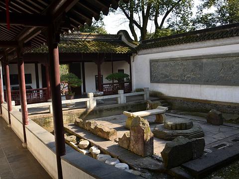 古石观音殿旅游景点图片